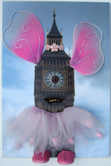 Big Ben Houses of Parliament Election Fairy