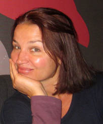 Children's animation Script Writer Helena Smee