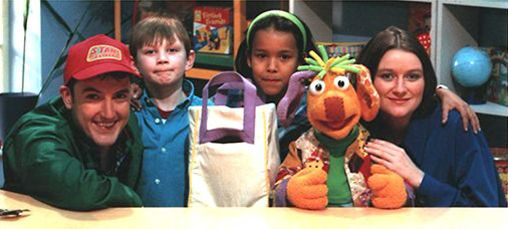 The Bag Kids Tv Series Was Developed In Usa By Children S Television Work Now Sesame And This Is Uk Version Which We